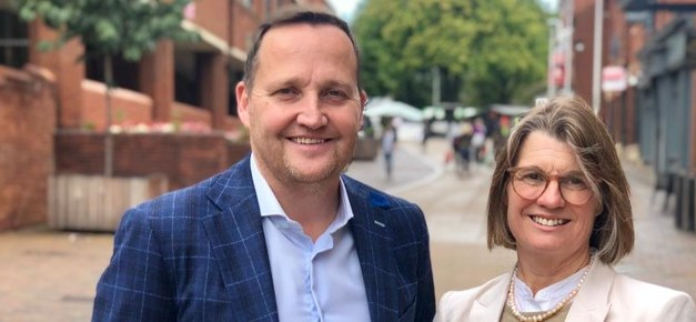£15.6m Town Deal Money Confirmed for Redditch