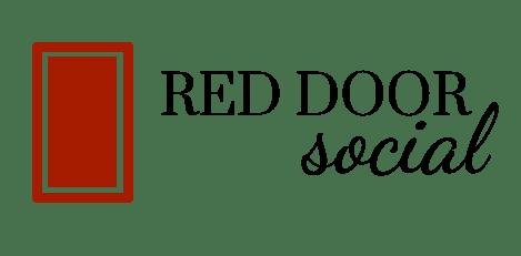 Red Door Social logo