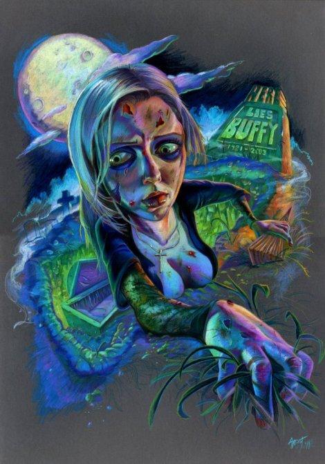 Night of the Living Buffy