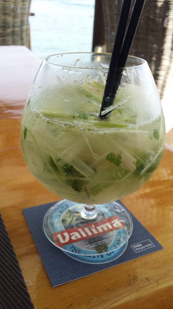 Lemongrass Mojito (Sinalei)