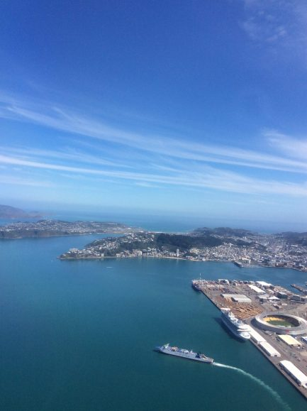 Guide to Wellington, travel guide