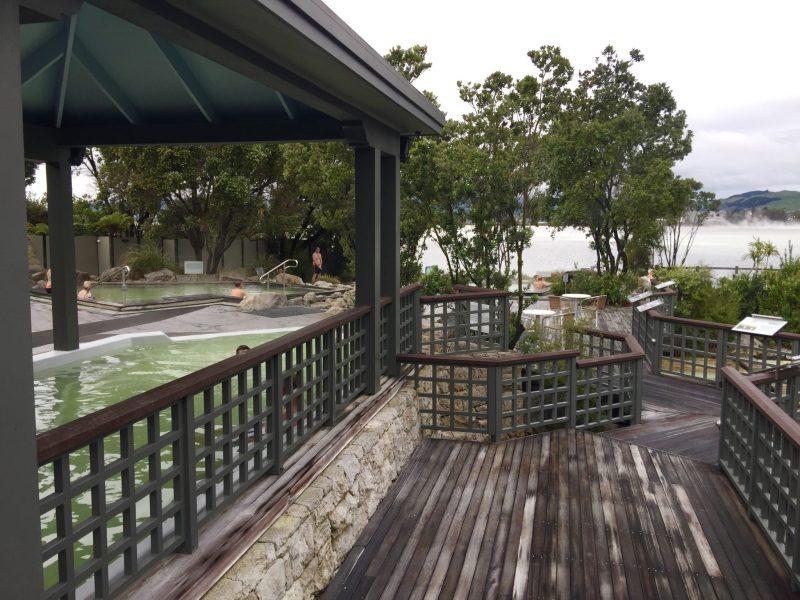 Solo Travel, Spa Weekend, Rotorua