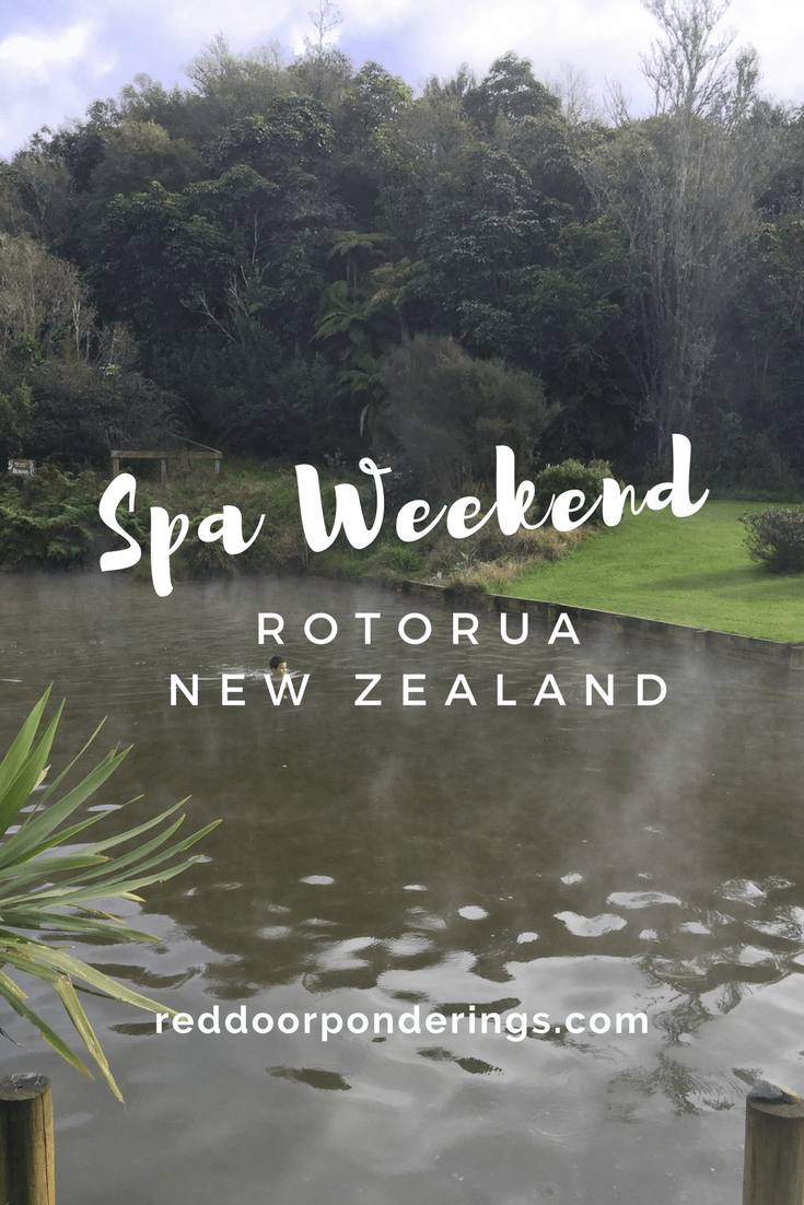 spa weekend. Rotorua, New Zealand