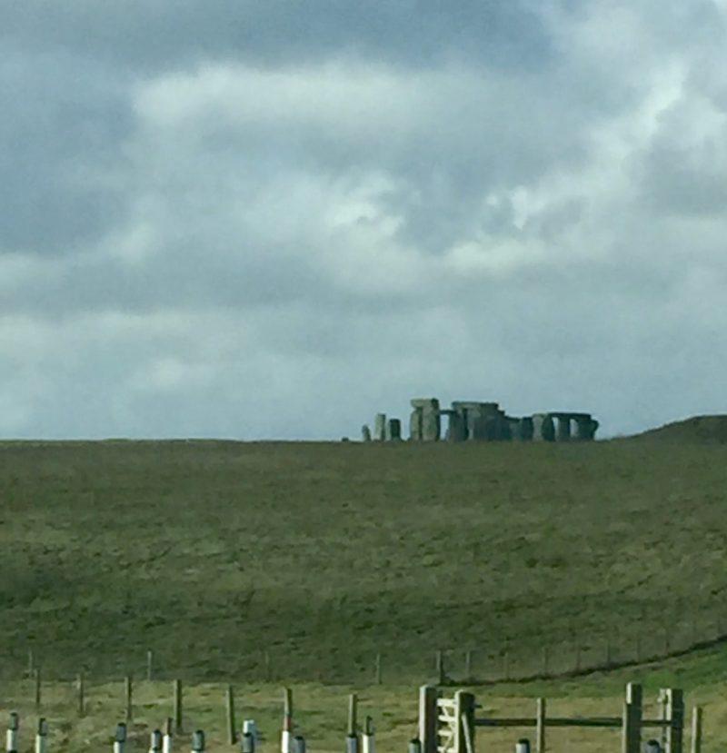 Visiting Stonehenge