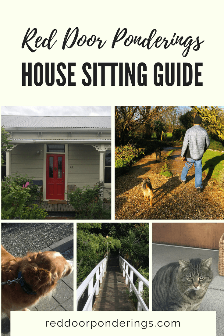 housesitting guide