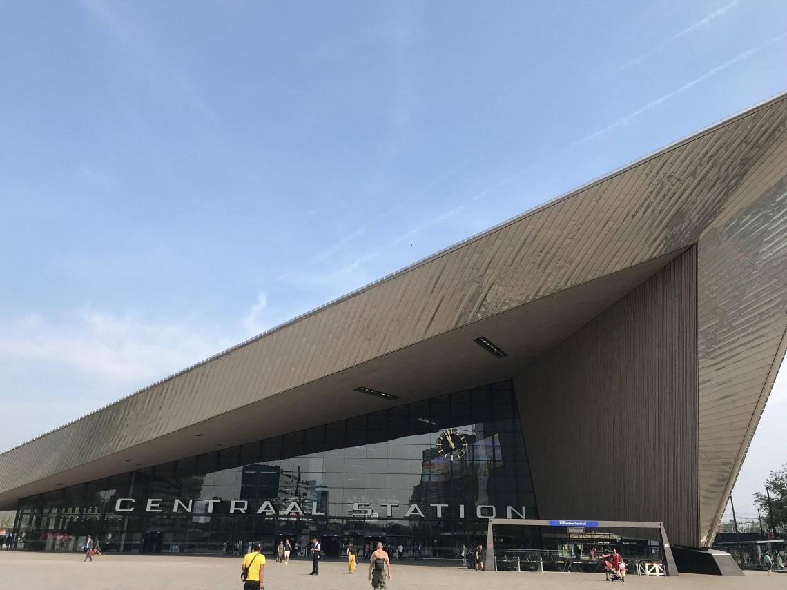 Central Station, Rotterdam