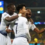 Son fires Tottenham into the lead (video)