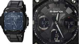 Casio Men G Shock Model GST-S100G-1BCR