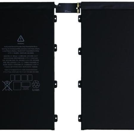 iPad Pro 12,9 1.Gen Batteri -Original kapacitet