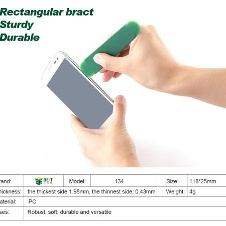 BST-134 Plastic Åbner til reparation af mobiltelefoner