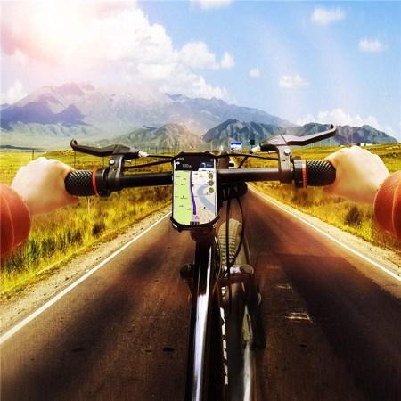 Silikon Cykel Mobilholder