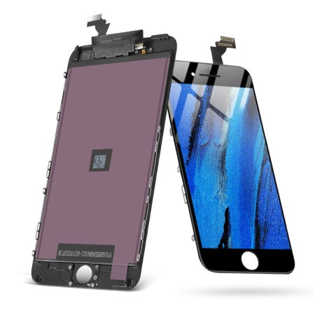 IPhone 5s Sort Orginal LCD Display Touch Skærm (Oem)