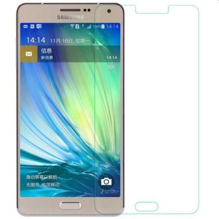 Samsung A7 Skærmbeskyttelse
