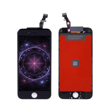 Iphone 6 Plus Sort Orginal LCD Display Touch Skærm (Oem)