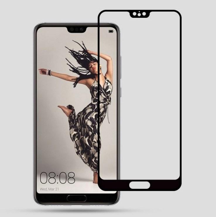 Huawei P20 Lite 3D Full Skærmbeskyttelse