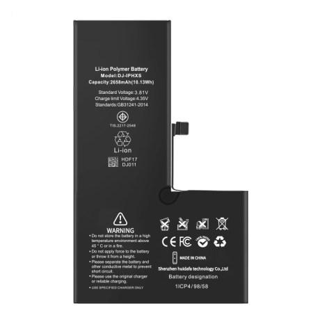 iPhone Xs Batteri – Original Kapacitet