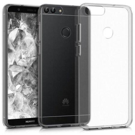 Huawei P Smart 2018 Tyndt Cover (Gennemsigtig)