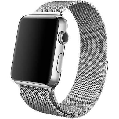 Apple watch armbånd milanesisk loop 38/40 mm