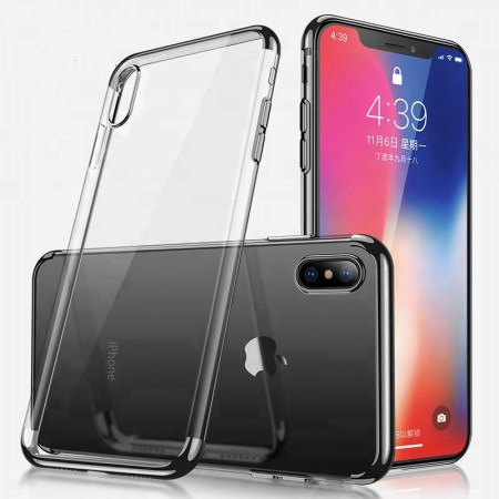 iPhone 12 -12 Pro Electroplating TPU Cover