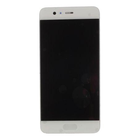 Huawei P10 Skærm Med Ramme Oem Kvalitet