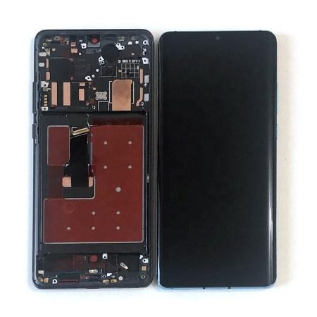Huawei P30 Med Ramme Lcd Skærm (Oem Kvalitet)
