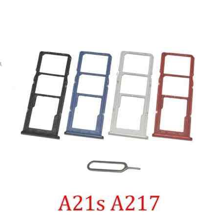 Samsung A21S Double Simkort holder