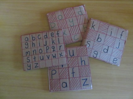 BIngo boards (2)