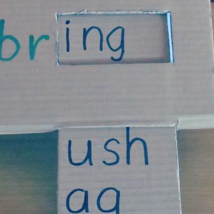 Consonant blend slide (1)