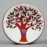 3 in. Tree Tea Dish - $8.