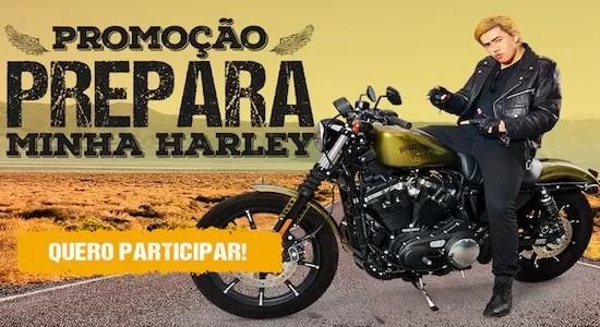 Cadastrar Promoção Prepara Minha Harley Prepara Quiz - Rede da Promoção