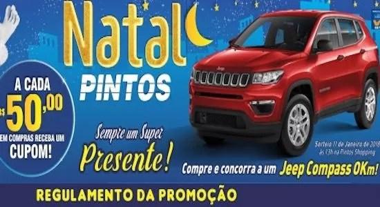 Promoção Natal Pintos Sempre Um Super Presente - Rede da Promoção
