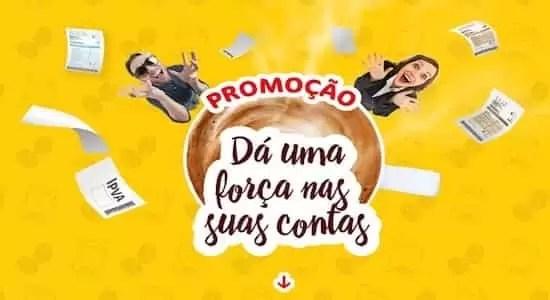 Promoção Café Brasileiro 2018 Dá Uma Força nas Suas Contas - Rede da Promoção