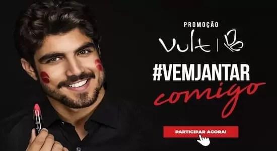 Promoção Vult 2018 #VEMJANTAR Comigo - Rede da Promoção
