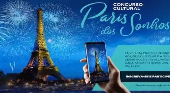 Accor Hotels Concurso Cultural Paris dos Sonhos