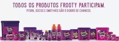 Promoção Frooty Vida de Parça - Rede da Promoção
