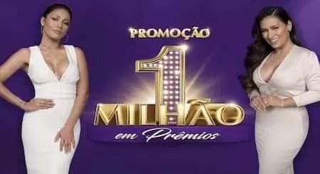 Promoção ROMMANEL 1.000.000 Um Milhão em Prêmios - Rede da Promoção