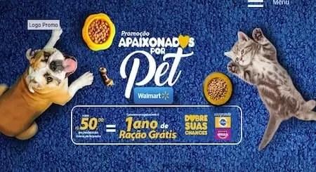 Promoção Walmart 2019 Apaixonados Por Pet