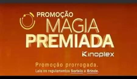 Magia Premiada Kinoplex