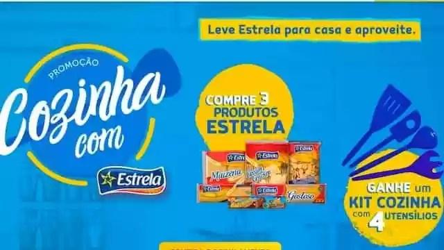 Promoção Cozinha Com Estrela 2019 - Rede da Promoção
