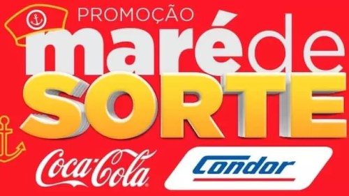 Maré de Sorte Coca-Cola