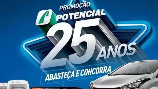 Promoção Potencial 25 Anos