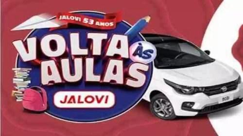 Promoção Volta as Aulas Jalovi