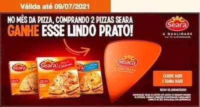 Promoção Prato Pizza 2021