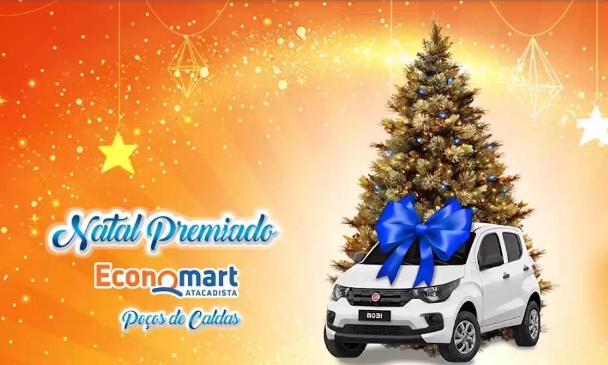 Promoção Economart Atacadista Natal Premiado 2020