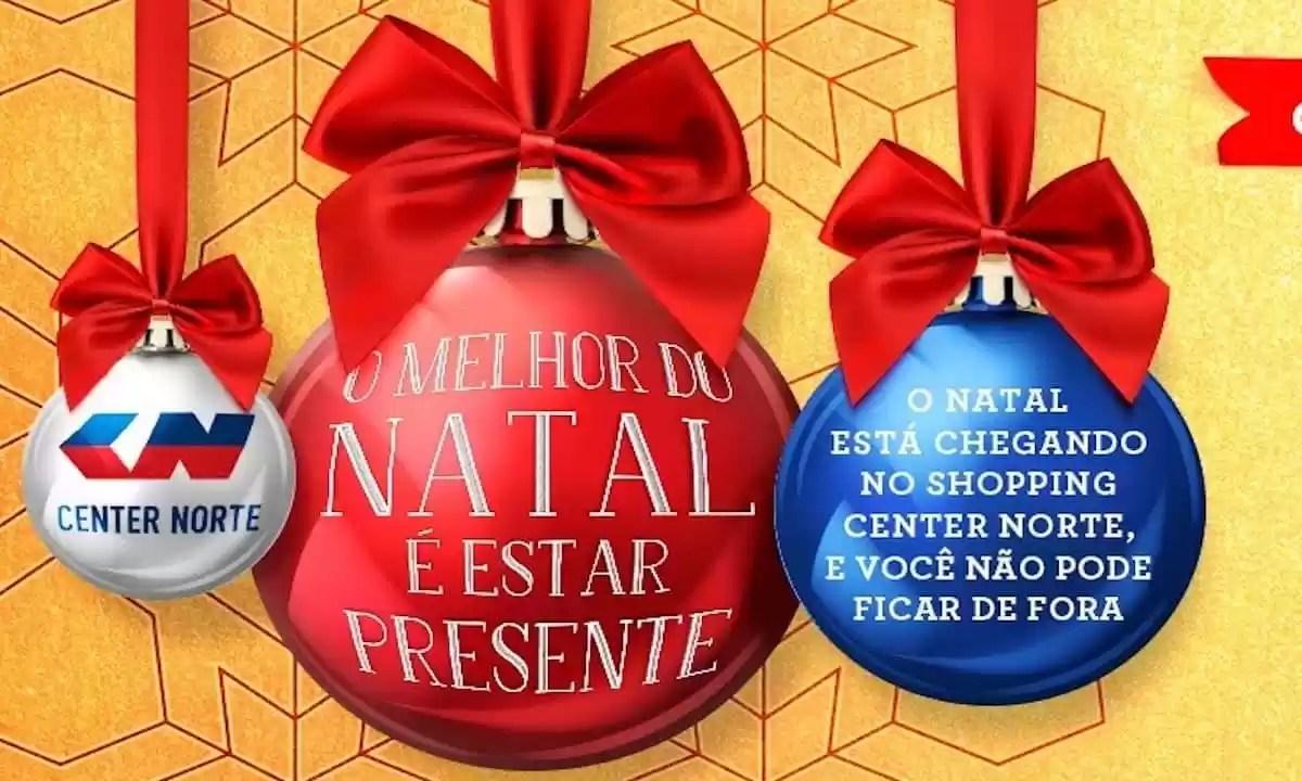 Promoção Shopping Center Norte Natal Premiado 2020