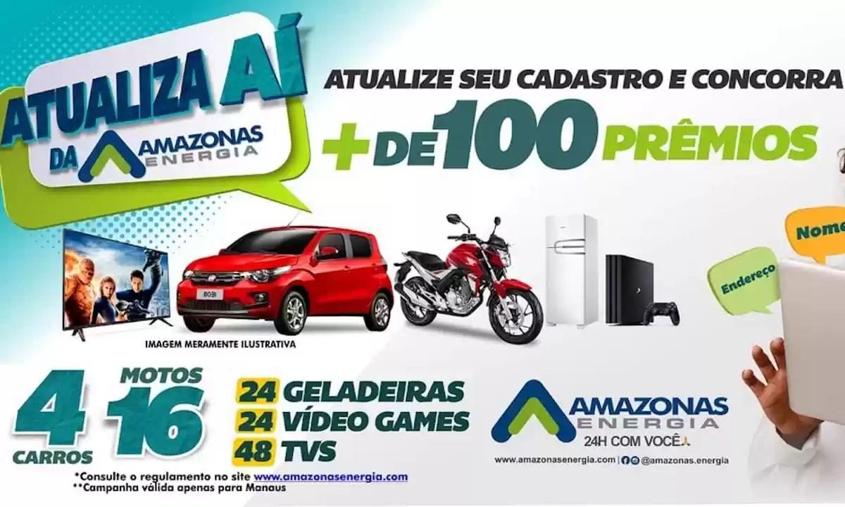 Promoção Amazonas Energia 2021 Atualiza Aí