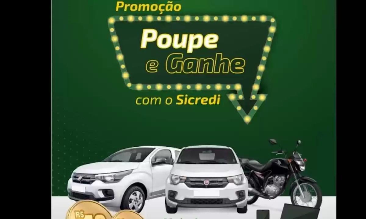 Promoção SICREDI Centro Leste 2021 Poupe e Ganhe Com Sicredi