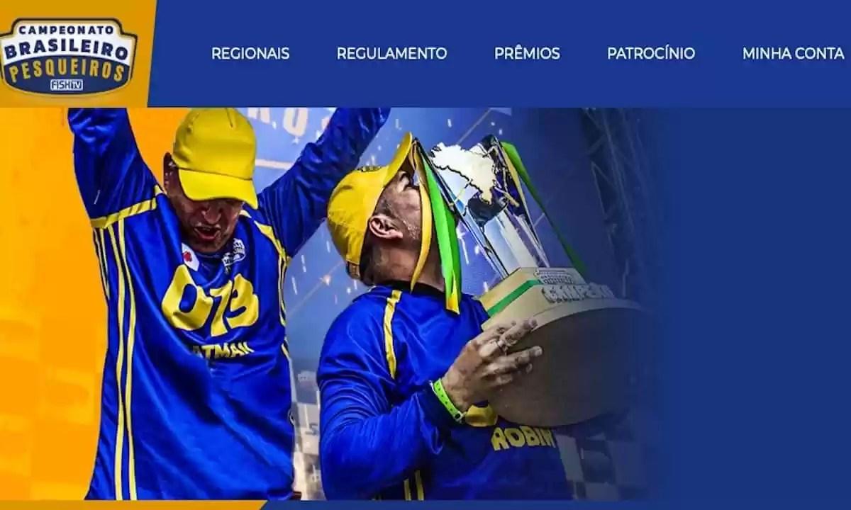 Campeonato Brasileiro de Pesqueiros
