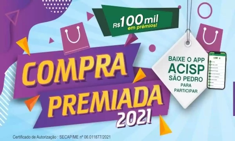 Promoção Compra Premiada 2021