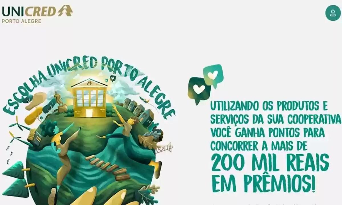Promoção Escolha Unicred Porto Alegre